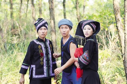 广西电影《龙窑》进京展映 讲本土故事展八桂风情