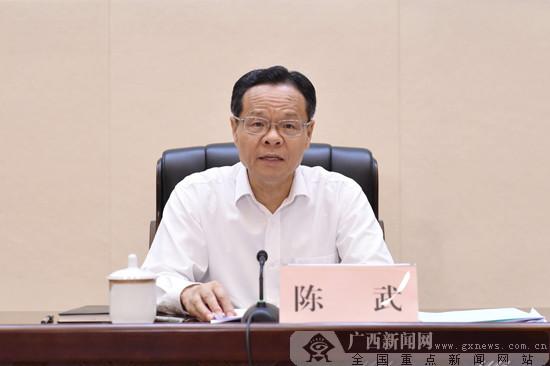 陈武:把政府系统廉政建设向纵深推进