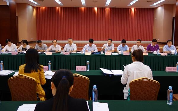 2017年度全区县域经济发展分类考核业务培训会在南宁召开