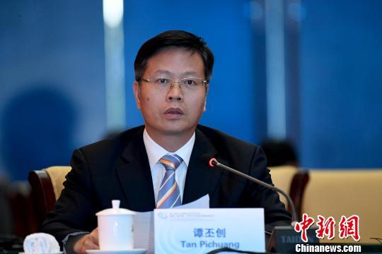 谭丕创:广西钦州成为南向通道陆海枢纽聚集态势凸显