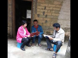 浦北县:精打细算的女书记奋斗在扶贫路上