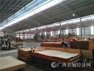 浦北县:第一季度经济指标增速全市第一