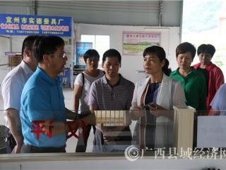 平果县:政协为桑蚕产业发展建言