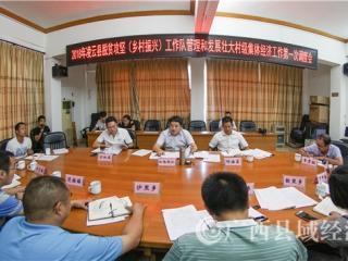 凌云县:研究部署脱贫攻坚(乡村振兴)工作队管理  发展壮大村集体经济工作