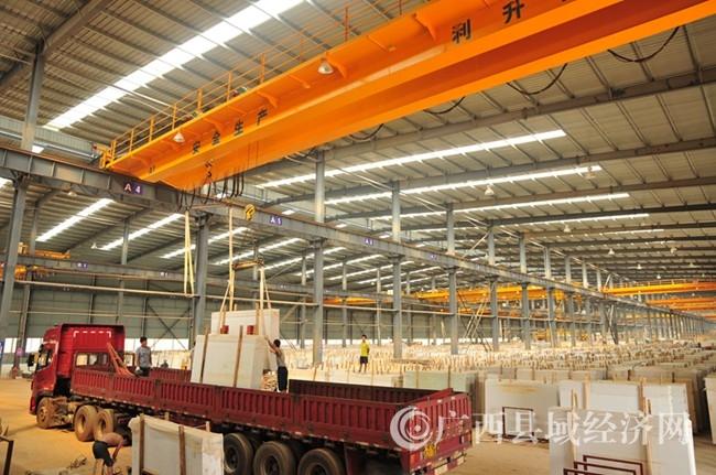 平桂区:做大做强做精碳酸钙产业 步稳蹄急发展全产业链