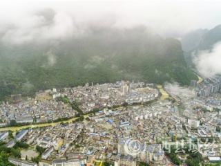 凌云县努力创建自治区级全域旅游示范区
