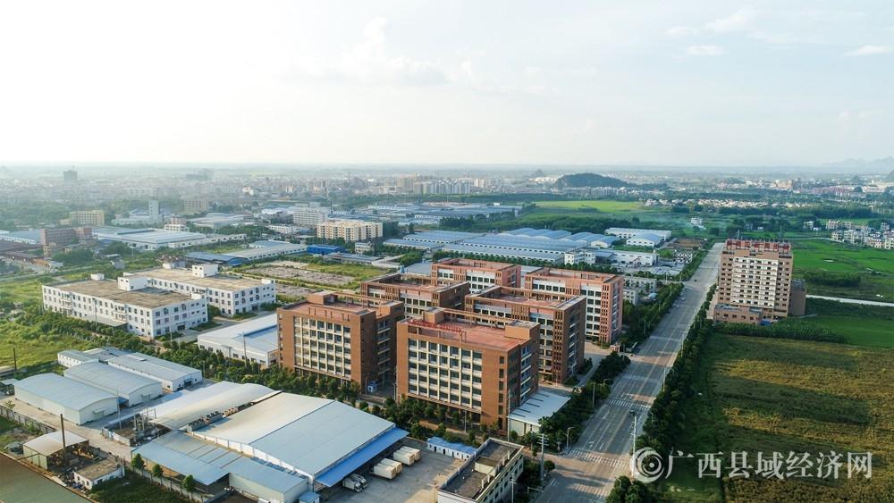 """宾阳县:大力实施""""工业强县""""战略  打造民营经济强县"""