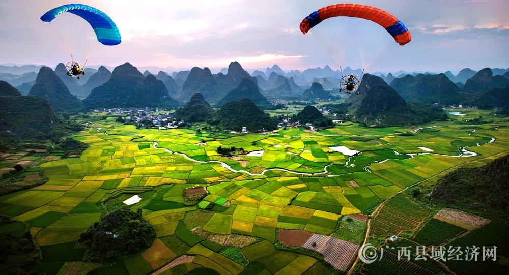阳朔县:一张蓝图绘到底  绿水青山变金山银山