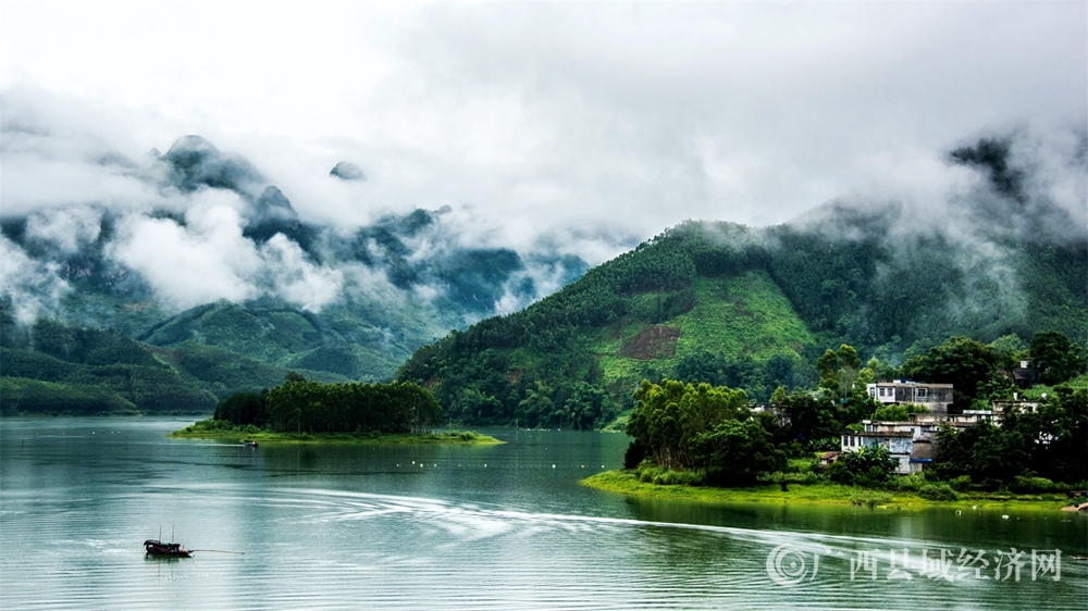 大化县:发挥生态优势 壮大县域经济