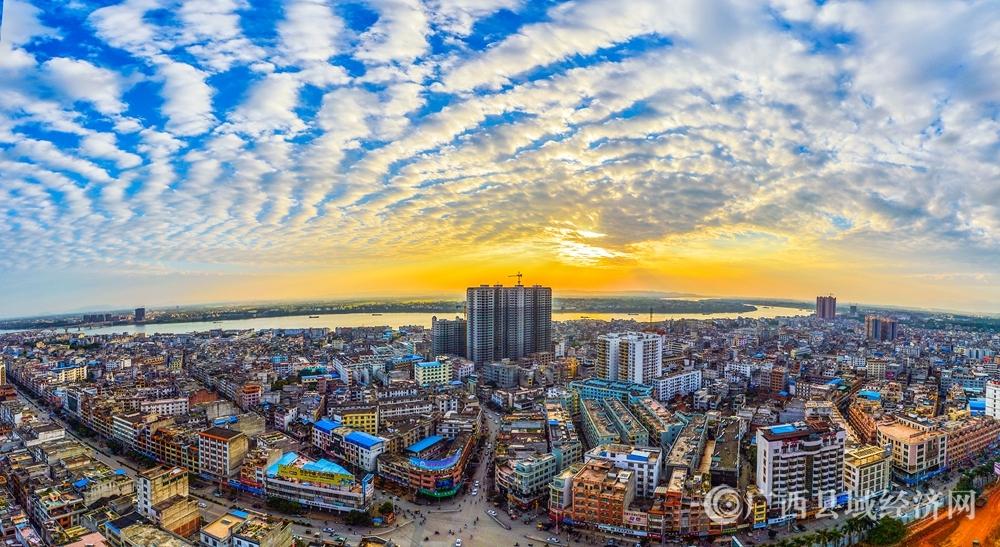 平南县:强工业 补短板 推动县域经济高质量发展