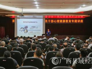 凌云县直属工委开展纪念建党97周年系列活动