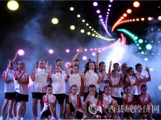 广西河池:汇演展才艺  快乐迎假期