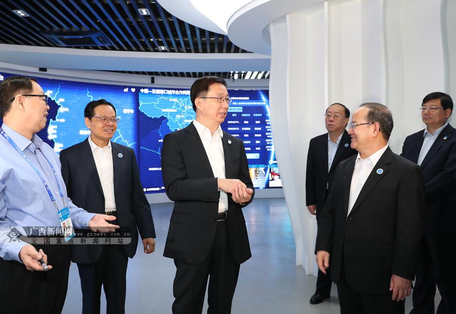 韩正:发挥独特区位优势 做好向海经济大文章