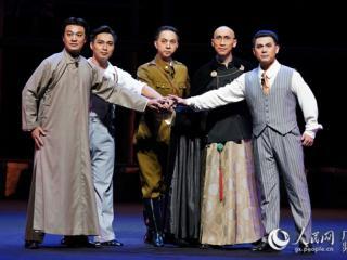 大型桂剧《破阵曲》亮相第十届广西戏剧展演