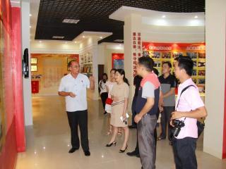 浦北县:廉政警示教育  转变干部作风