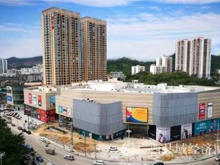 防城区:嘉乐城项目建设加快推进 万达影城进场装修