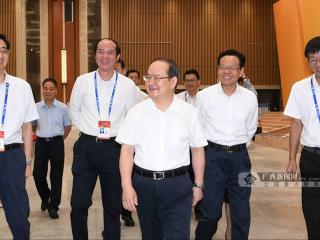 鹿心社 陈武:努力将东博会峰会办成更具特色更高水平更有实效的国际盛会