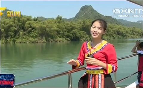 """大化县:""""康养福地・美食之乡""""引爆游客"""