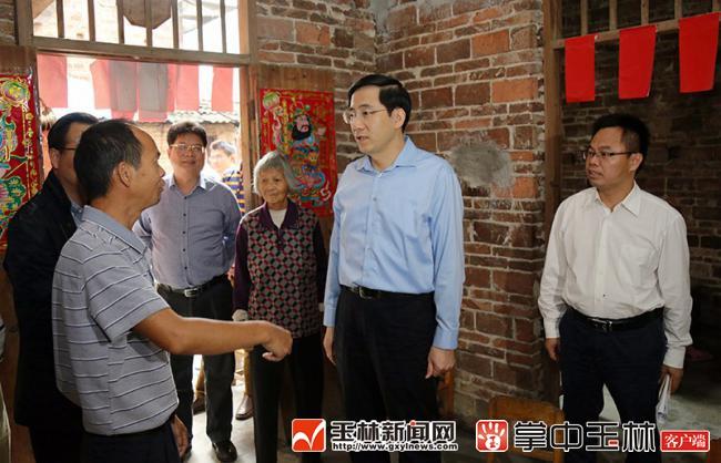 玉林市委书记黄海昆:在做实较真持久上下功夫 以作风攻坚促进脱贫攻坚