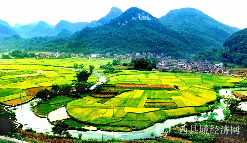 忻城县:栉风沐雨扶贫路 逐浪前行见彩虹