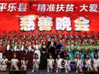 广西平乐:办慈善晚会  募扶贫善款