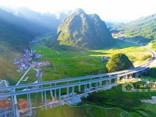 河百高速11月28日正式通车 东巴凤结束不通高速公路历史