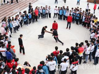 金秀县:庆瑶族盘王节 看民族体育炫