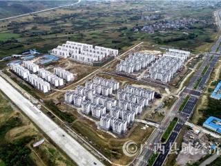 融安县:易地扶贫搬迁  安置贫困群众