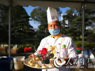 荔浦市:第二届荔浦芋文化节尽显本土特