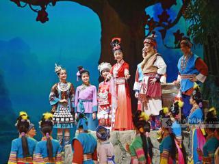 桂风壮韵显魅力――庆祝自治区60华诞特别报道之民族文化篇