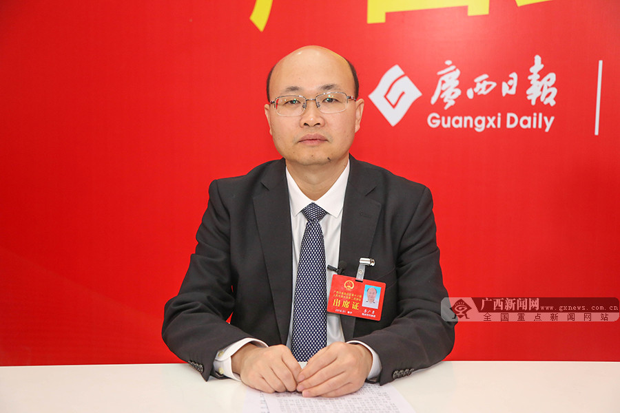 李广勇代表:蒙山县全域旅游形成融合发展格局