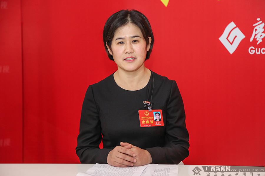 李建华代表:落实强首府战略 谋划青秀区新发展空间
