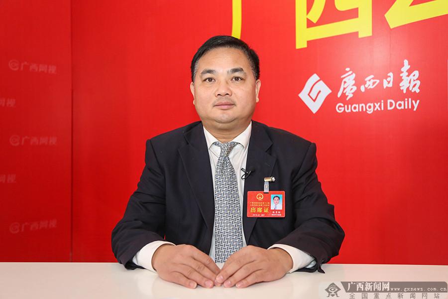 张景联代表:坚定不移地培植工业树、打造产业林