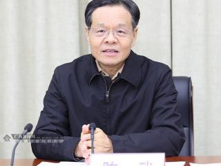陈武:为北部湾经济区发展提供人才智力支持