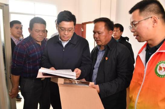 玉林市长韦韬:全力加快扶贫产业发展 确保如期完成脱贫任务