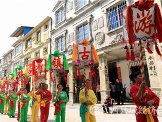 融安县:热热闹闹迎新春 欢欢喜喜过大年