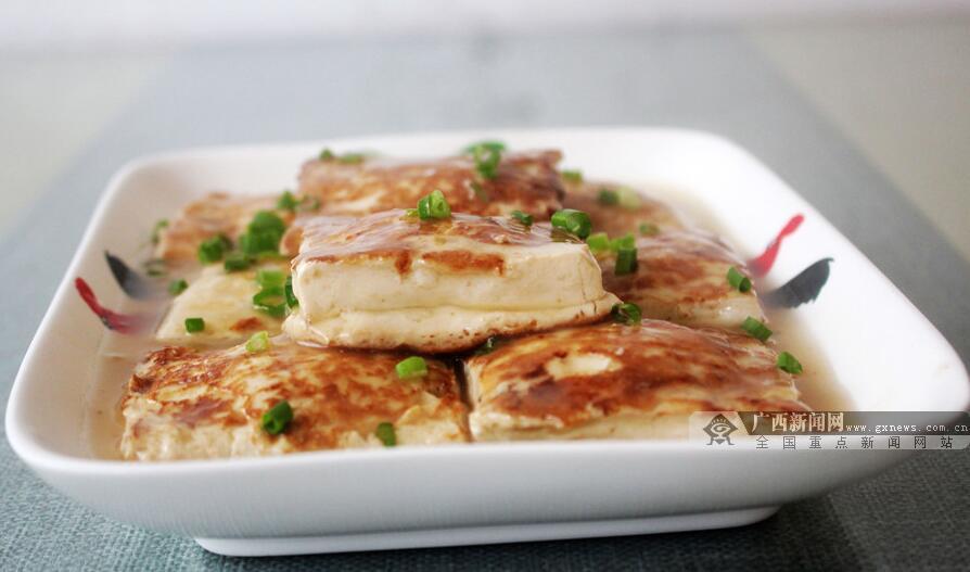 """岑溪""""三宝""""豆腐酿 牵动着游子无尽的乡愁"""