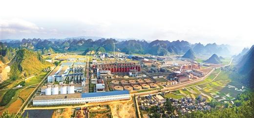 广西铝产业向高质量发展进军:打通全产业链 建高端铝产业基地