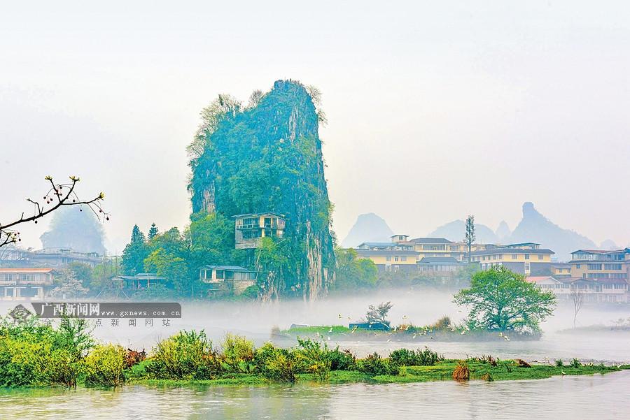 总投资约190亿 广西推进漓江流域生态保护和修复