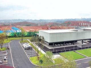 中新南宁国际物流园:全力推进项目建成运营