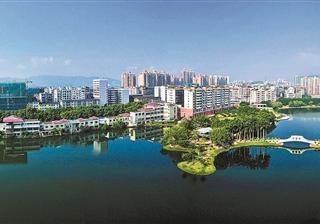 梧州:让天蓝水碧成为生态优势