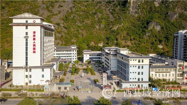 凌云县委书记率队到百色市人民医院对接医联体建设工作