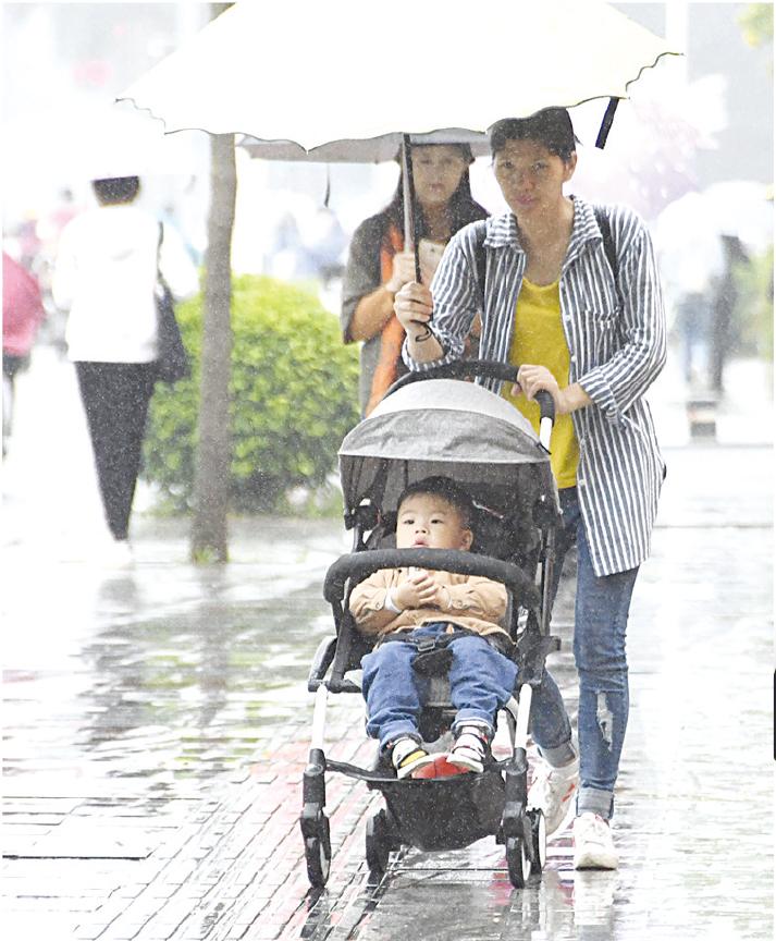 桂南及沿海阴雨持续 南宁经历1960年来5月最凉1周