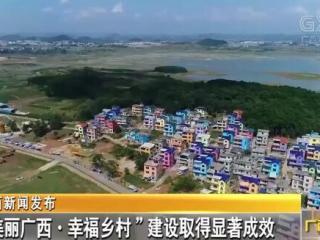 """""""美丽广西・幸福乡村""""建设取得显著成效"""