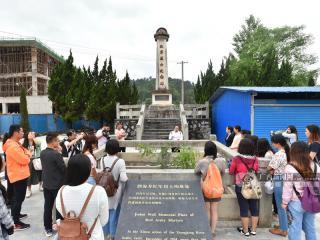 灌阳县:红色旅游成发展重要引擎