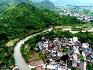恭城县河长办助秧家村水生态环境向好