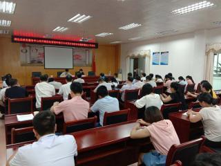 浦北县整顿干部纪律 提供优质政务服务