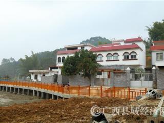 平果县:四塘镇印山村加快美丽乡村建设助推乡村振兴