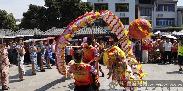 灵川:农文旅融合发展 打造国内知名旅游目的地