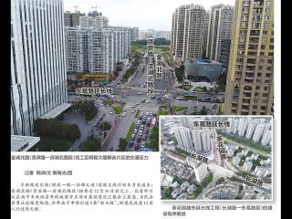"""南宁将打通5条""""断头路"""" 新建或改建12座天桥"""